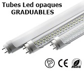 TUBE LED T8 en 150cm - 120cm - 60cm DIMMABLE entre 0Vac et 230Vac
